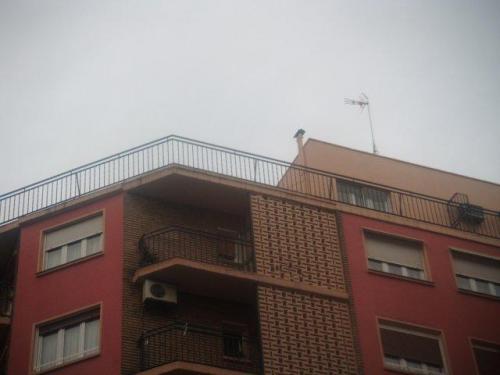 Atico Con Terraza En Avenida De Valencia Piso De 3