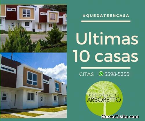 Casa en Venta con Home Office Santa Catarina Pinula