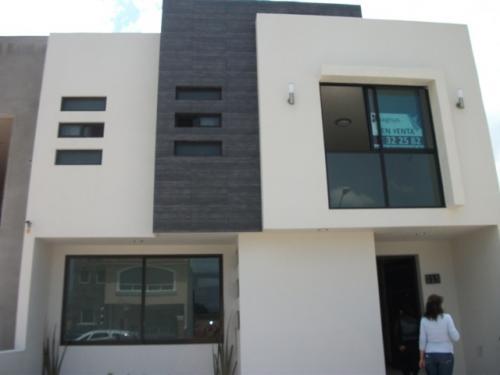 Hermosa casa minimalista en fraccionamiento privado for Casa minimalista fraccionamiento