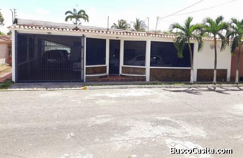 Casa en Venta Urb. Chucho Briceño