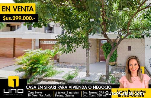 CASA de 2 PLANTAS PARA VIVIENDA U OFICINA