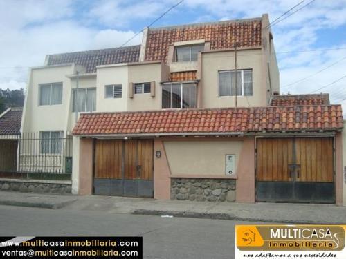 MULTICASA INMOBILIARIA Vende casa en sector UDA $136000 Cuenca - Ecuador