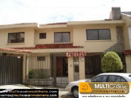 MULTICASA INMOBILIARIA Vende casa sector Remigio Crespo $210000 Cuenca - Ecuador