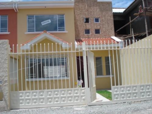 26327 --  MJN CONSTRUCCIONES VENDE 1 VILLA POR ESTRENAR EN RICAURTE