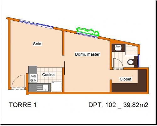 Cumple tus sueños vive con clase en el Conjunto Residencial Florencia