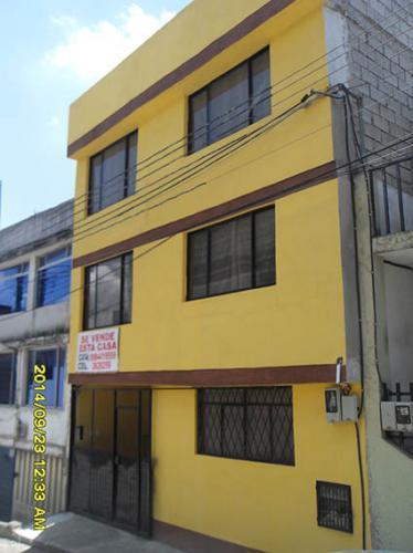 Casas En Venta - Barrio Santa Anita 3 Junto Al Ajavi Sector Iessfut (sur De Quito)