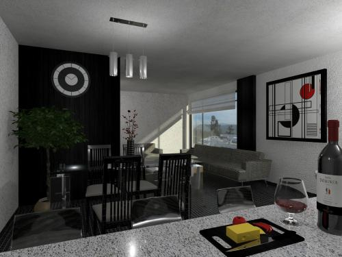 Departamento De  3  Dormitorios En Carcelén (Carretas) - 2018 - AD1-D3