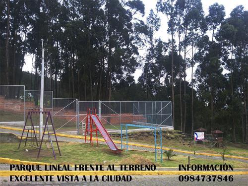 Inversión Terrenos sector UTE Occidental Quito Excelente ubicación
