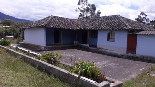 Vendo terreno de 5.500 m2 en Cotacachi - Quiroga sector El Punge