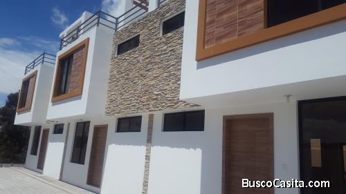 Venta De Casas Esquineras Sector San Antonio de Pichicha - Pomasqui Con Acabados De Primera