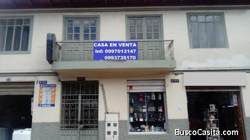 Casa en Venta, en el  centro de la Ciudad