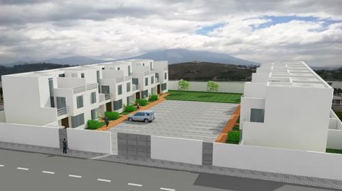 Casas Ibarra, nuevas, conjunto La Ribera del Lago,tres pisos,desde $69.990 Inf: 2353232,0997592747,0992758548