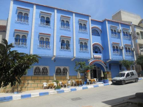Inmobiliaria SE VENDE HOTEL EN CHAOUEN MARRUECOS