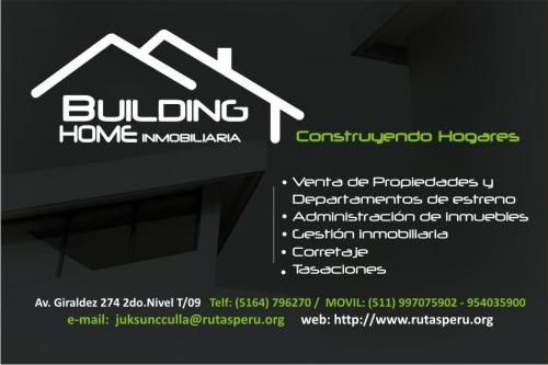 Inmobiliaria Building Home