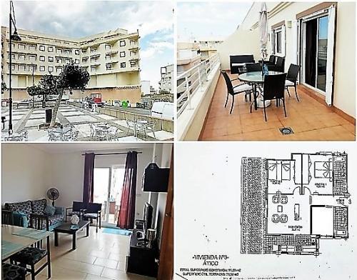 Atico 3 dormitorios 2baños y terraza con magnificas vista Torrevieja