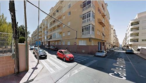 apartamento 1 dormitorio playa del cura Torrevieja