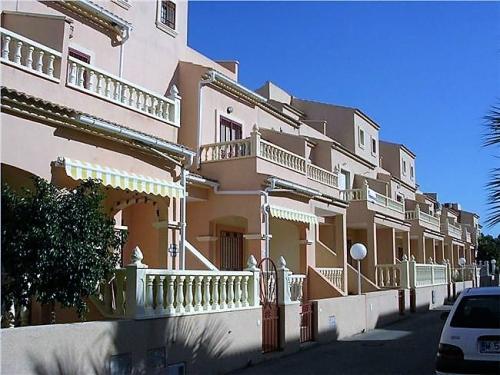 Duplex 2 dormitorios con solarium la Zenia