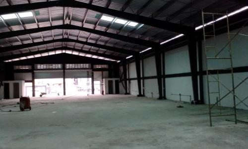 Alquilo en  Herrera Nave de 600 m2