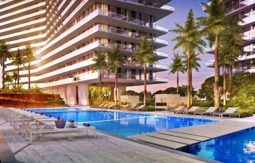 Departamento con alberca en venta Playa Diamante, Acapulco