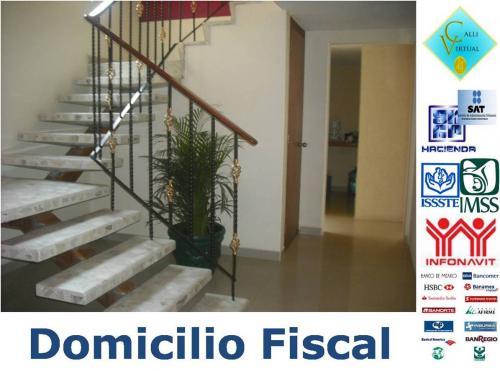Instale ya su DOMICILIO FISCAL en Corporativo CALLI!!!