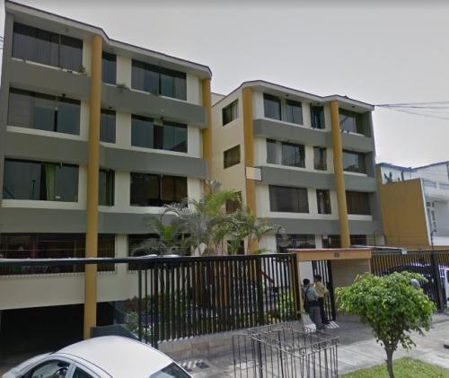 Departamento + cochera ubicado a espalda de la municipalidad de San Miguel 76 m2