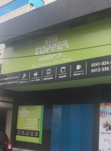 Local Comercial de 580 m2, en Av. Andrés Eloy Blanco Valencia