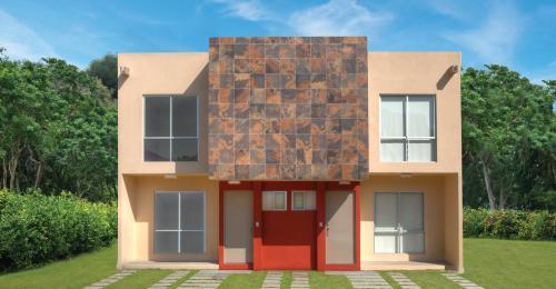 innovadora casa nueva! apartala con 5000!