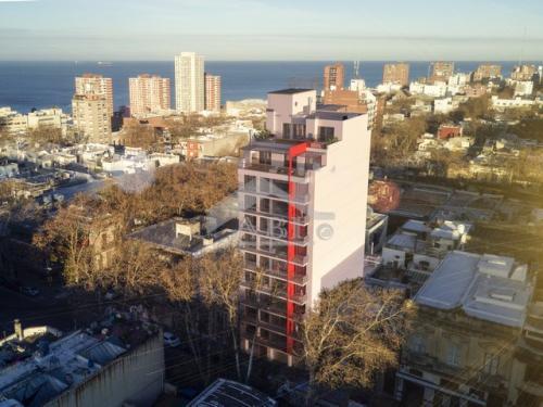 A ESTRENAR: Un dormitorio con dos balcones en Barrio Sur - AP 338 A