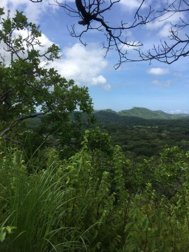 Vista a diversas playas Guanacaste