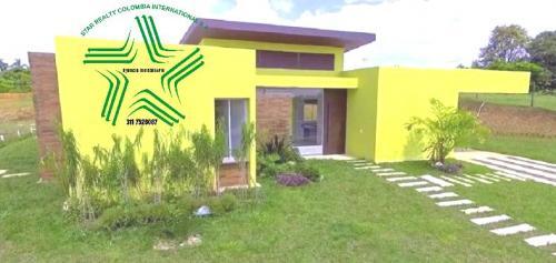 Vendo casa en condominio campestre de Cerritos, Pereira