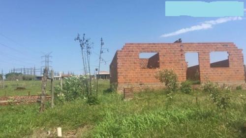 Vendo Casa a terminar en Cambyretá - Dpto. Itapúa