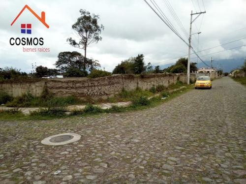 Vendo terreno de 5.000 m2 en Atuntaqui sector Los Ovalos Parroquia Natabuela