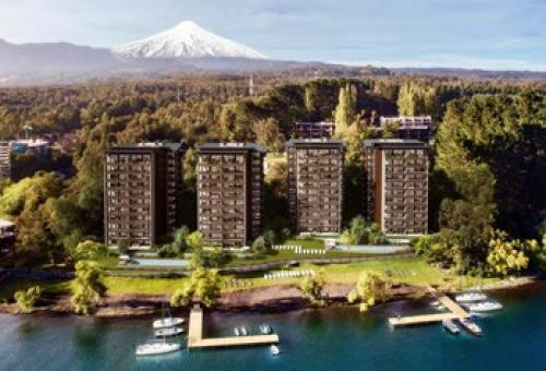 Arriendo Departamento Pucon - Orilla Lago Villarrica