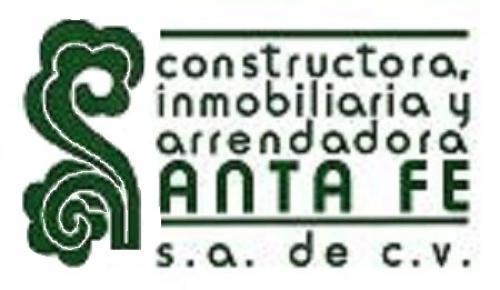 Inmobiliaria SANTA FE INMUEBLES.
