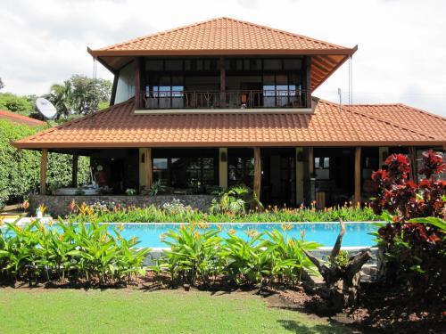 Bali Style Mountain in Villa Pica Flora $495.000/Atenas, Alajuela