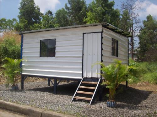 Casas prefabricadas economicas casas de venta for Habitaciones prefabricadas precios