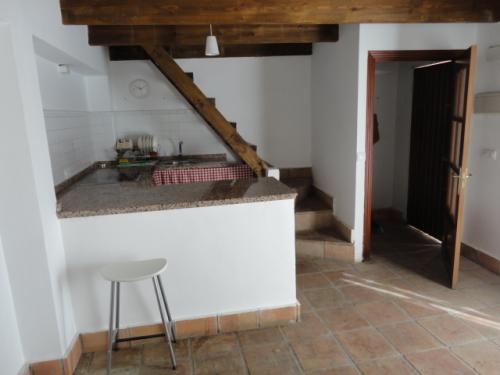 Casa rural en barrio de la Moreria de Constantina