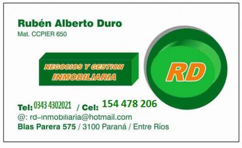 Inmobiliaria RD NEGOCIOS Y GESTION INMOBILIARIA