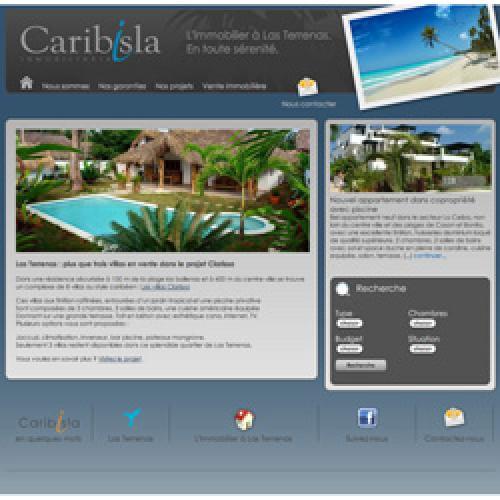 Inmobiliaria Caribisla - bienes raíces en las terrenas
