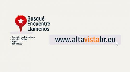 Inmobiliaria ALTAVISTA BIENES RAICES S.A.S.
