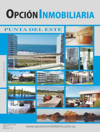 Inmobiliaria Revista Opcion Inmobiliaria