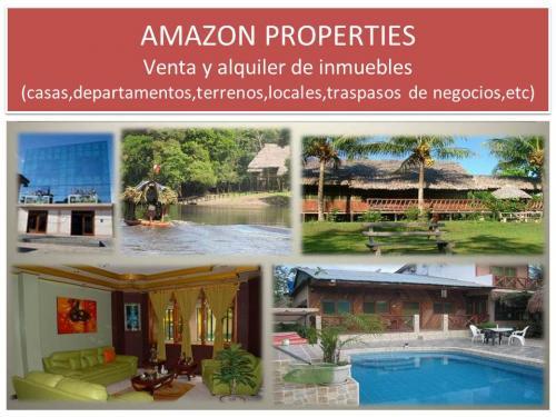 Inmobiliaria AMAZON PROPERTIES