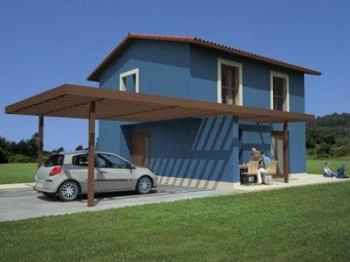 Vende vivienda unifamiliar obra nueva de proteccion oficial del principado casas chalets - Casas proteccion oficial ...