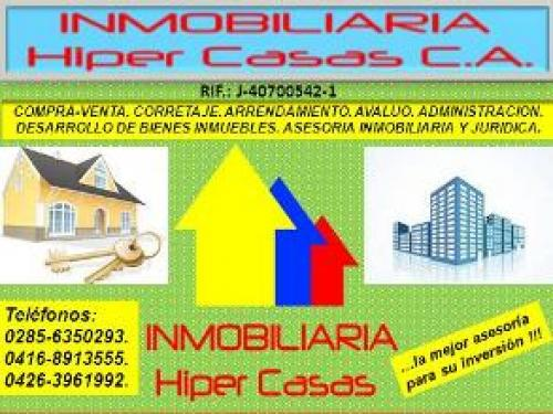 Inmobiliaria Inmobiliaria Hiper Casas C.A.
