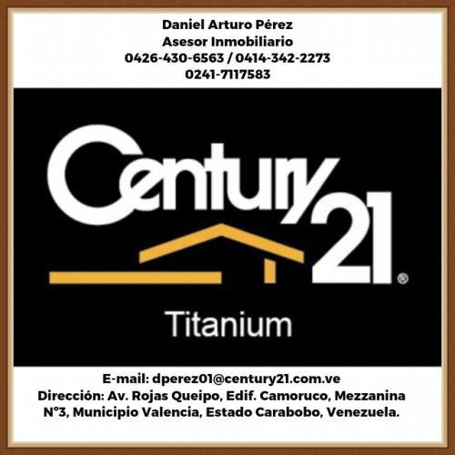 Century 21 Titanium, Vende, Terreno, San Blas, Valencia, Carabobo