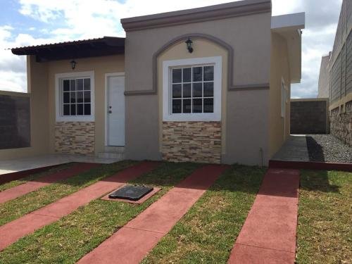 Casas nuevas Residencial Santa Cruz