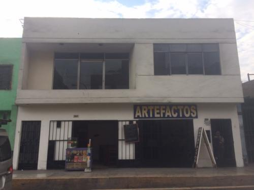 ESPECTACULAR INMUEBLE INCREIBLEMENTE BIEN UBICADO EN AV UNIVERSITARIA- ZONA ALTAMENTE COMERCIAL DE SAN MARTIN