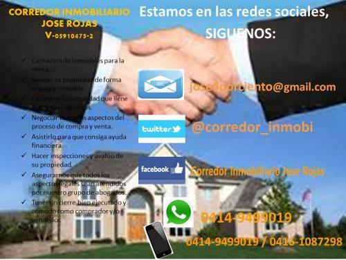Inmobiliaria CORREDOR INMOBILIARIO