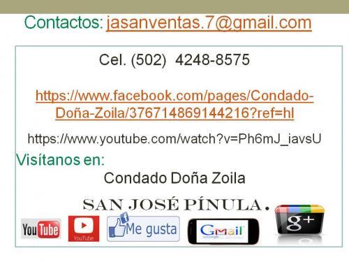 Las mas bellas casas en Condado Doña Zoila
