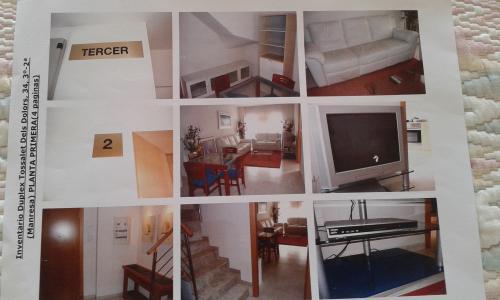 En venta piso completamente amoblado en Manresa - Barcelona